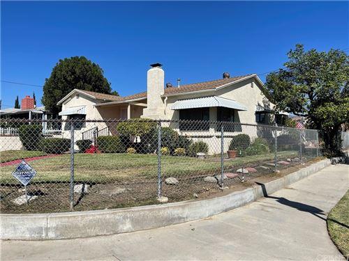 Photo of 10662 Haddon Avenue, Pacoima, CA 91331 (MLS # SR21232231)