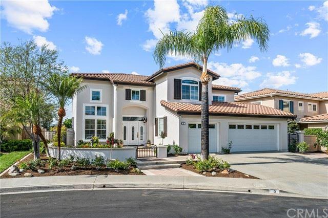 5 Segada, Rancho Santa Margarita, CA 92688 - MLS#: OC21097231