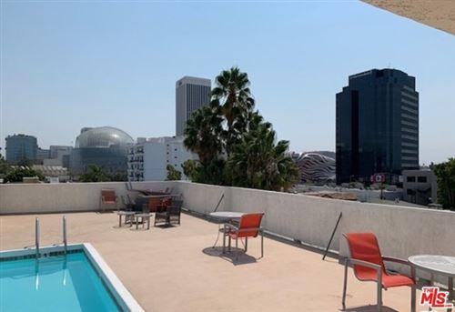 Photo of 6151 Orange Street #221, Los Angeles, CA 90048 (MLS # 21715232)