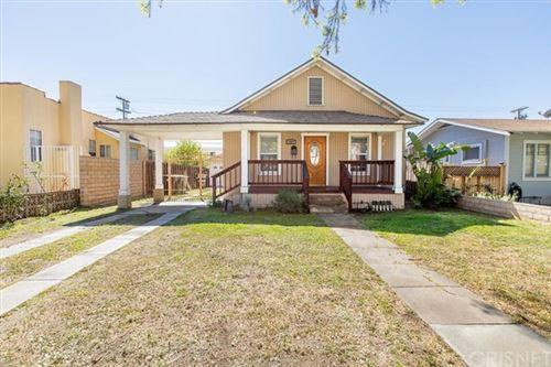 Photo of 662 Alexander Street, Glendale, CA 91203 (MLS # SR21045232)