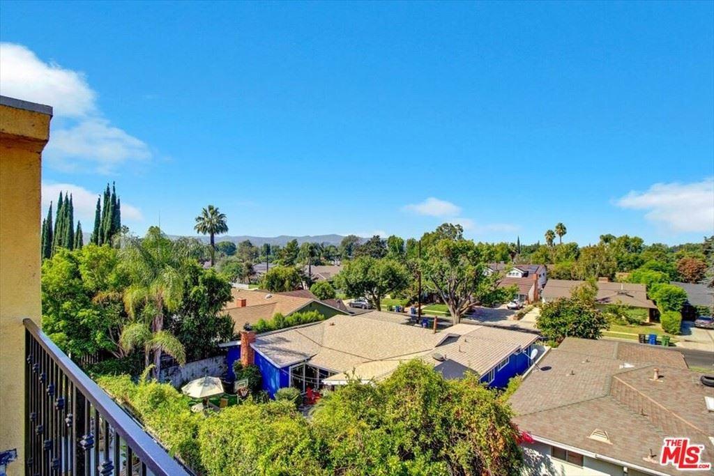 Photo for 5521 Kester Avenue #7, Sherman Oaks, CA 91411 (MLS # 21782232)