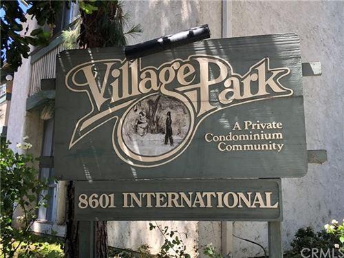 Photo of 8601 International Avenue #281, Canoga Park, CA 91304 (MLS # SW20100233)
