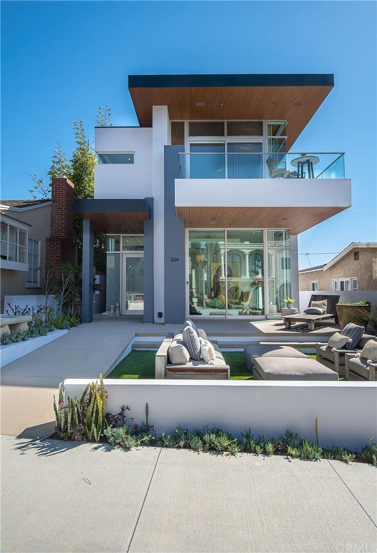 324 17th Street, Manhattan Beach, CA 90266 - MLS#: SB21228233