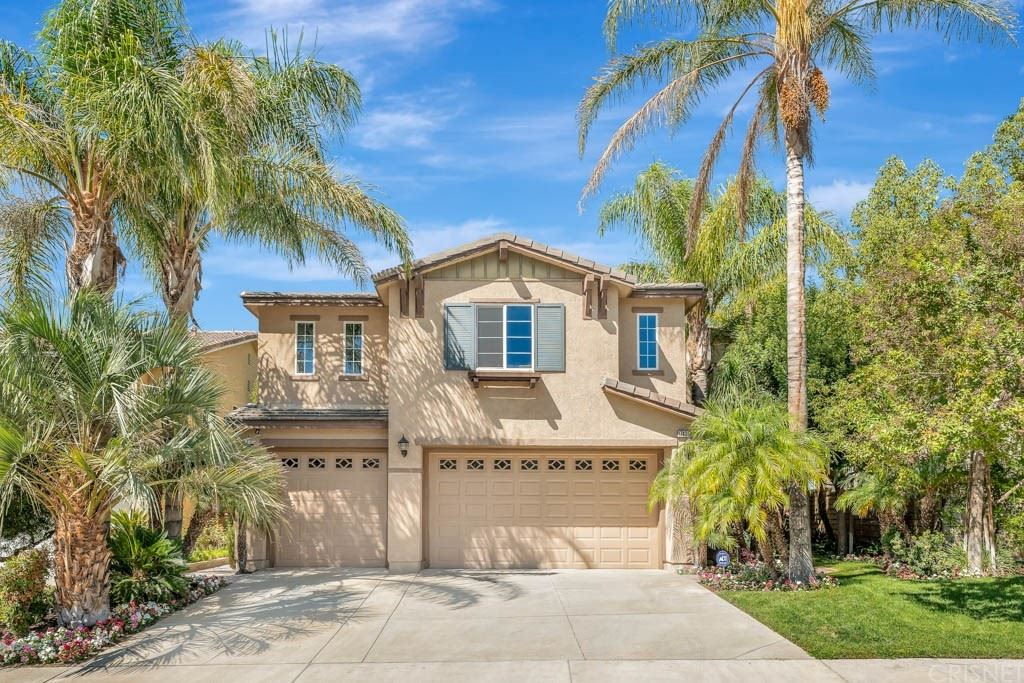 17435 Dove Willow Street, Canyon Country, CA 91387 - #: SR21206233