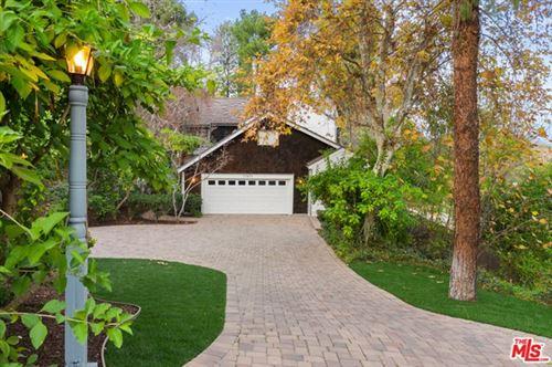 Photo of 17631 Belinda Street, Encino, CA 91316 (MLS # 21678234)