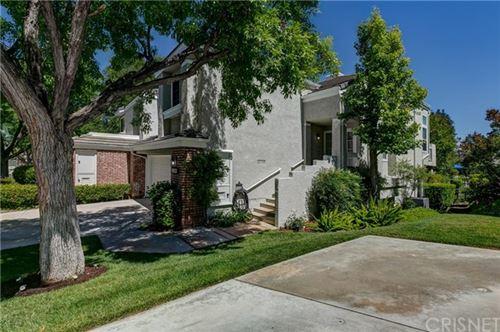Photo of 24656 Brighton Drive #A, Valencia, CA 91355 (MLS # SR21123234)