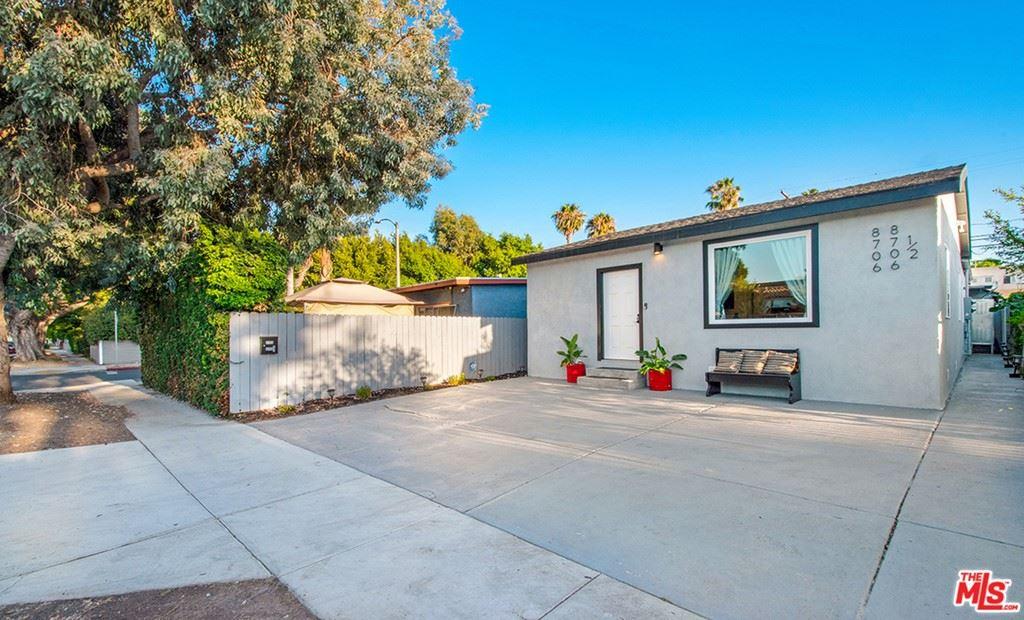 8706 Cadillac Avenue, Los Angeles, CA 90034 - MLS#: 21765234