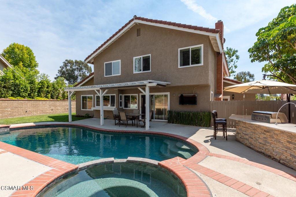 137 Longfellow Street, Thousand Oaks, CA 91360 - MLS#: 221005234
