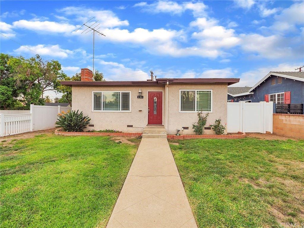 295 S 2nd Avenue, Upland, CA 91786 - MLS#: CV21221234