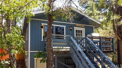 Photo of 329 Vista Avenue, Big Bear, CA 92386 (MLS # OC21130235)