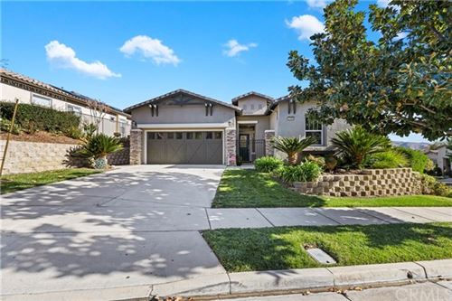 Photo of 23980 Towish Drive, Corona, CA 92883 (MLS # PW20263235)