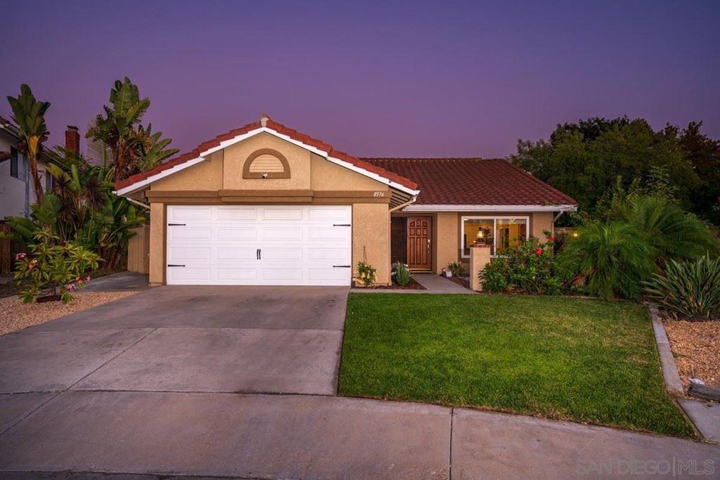 8576 Ridgefield Pl, San Diego, CA 92129 - MLS#: 210026235