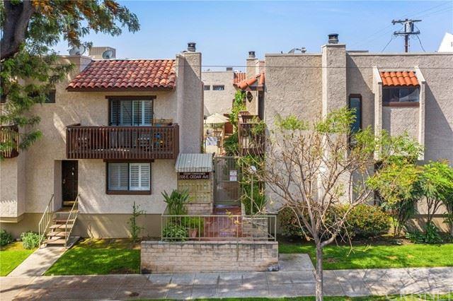 535 E Cedar Avenue #H, Burbank, CA 91501 - MLS#: SR21097235