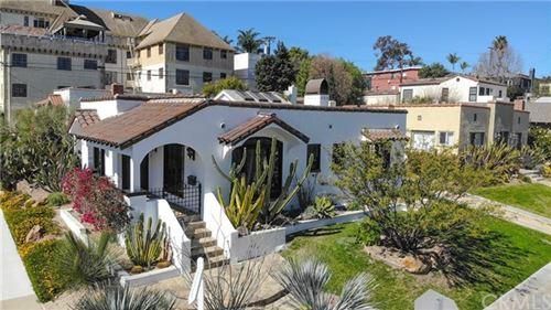Photo of 213 Roycroft Avenue, Long Beach, CA 90803 (MLS # PW21040236)