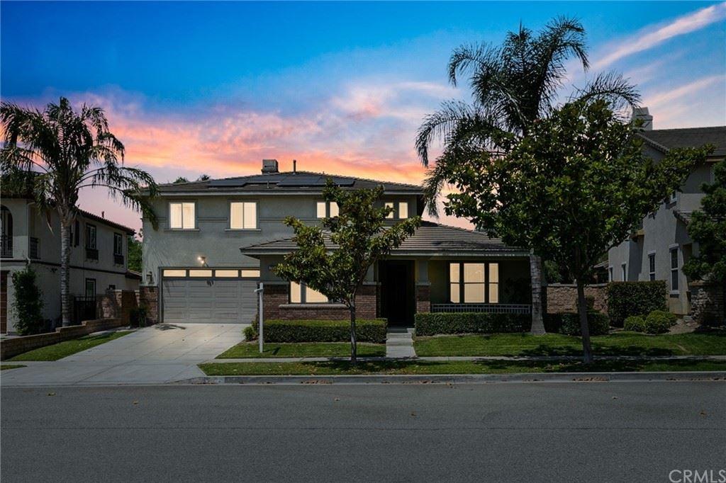 7372 Sonoma Creek Court, Rancho Cucamonga, CA 91739 - MLS#: IG21124236
