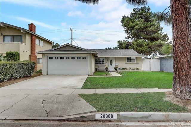 20008 Jersey Avenue, Lakewood, CA 90715 - MLS#: PW20215236