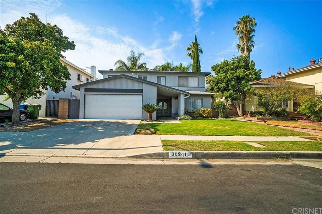 Photo for 20241 Baltar Street, Winnetka, CA 91306 (MLS # SR21156236)