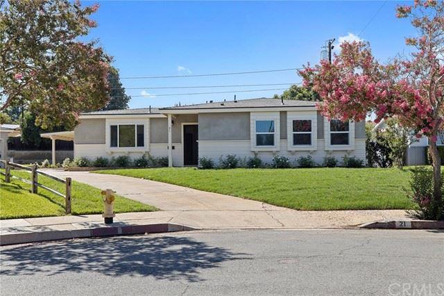 21 Hastings Street, Redlands, CA 92373 - MLS#: EV21150237