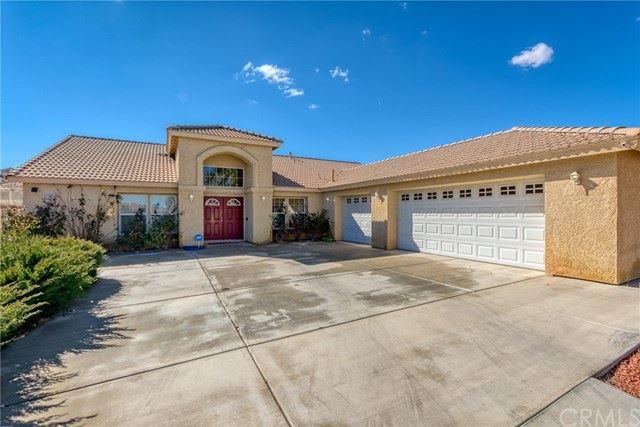 57185 Selecta Avenue, Yucca Valley, CA 92284 - MLS#: JT21022237