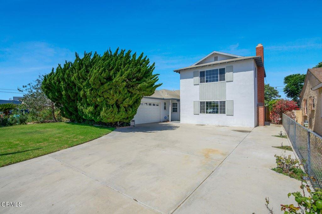 525 E Olive Street, Oxnard, CA 93033 - MLS#: V1-8237