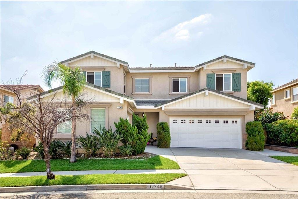12245 Blue Spruce Dr., Rancho Cucamonga, CA 91739 - MLS#: WS21225237