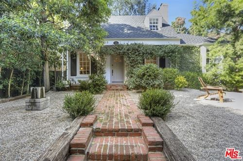 Photo of 8729 Lookout Mountain Avenue, Los Angeles, CA 90046 (MLS # 21693238)