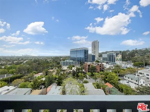 Photo of 999 N DOHENY Drive #1201, West Hollywood, CA 90069 (MLS # 21719238)