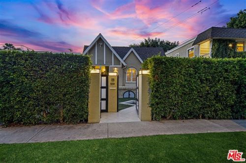 Photo of 559 Huntley Drive, West Hollywood, CA 90048 (MLS # 21728238)