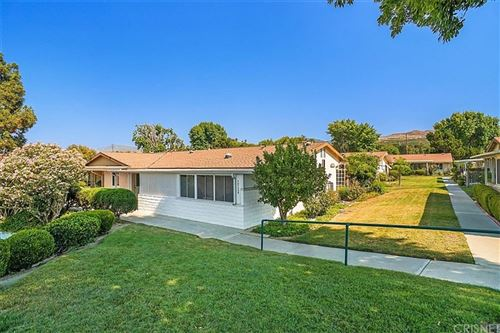 Photo of 26764 Whispering Leaves Drive #B, Newhall, CA 91321 (MLS # SR21150238)