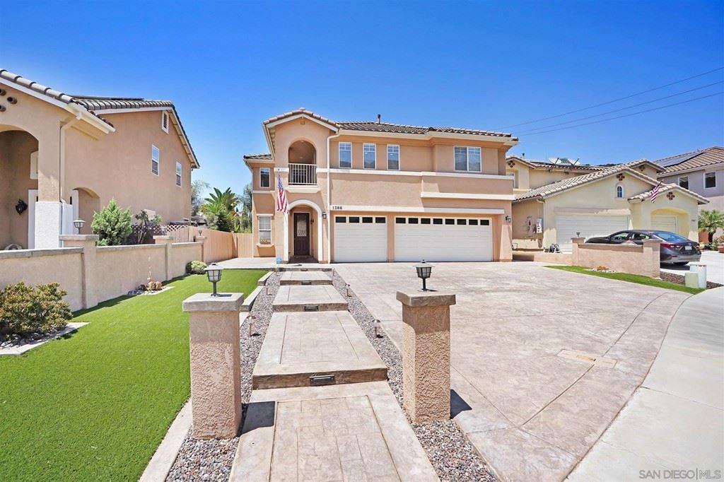 1266 Riviera Summit Rd, San Diego, CA 92154 - MLS#: 210021238