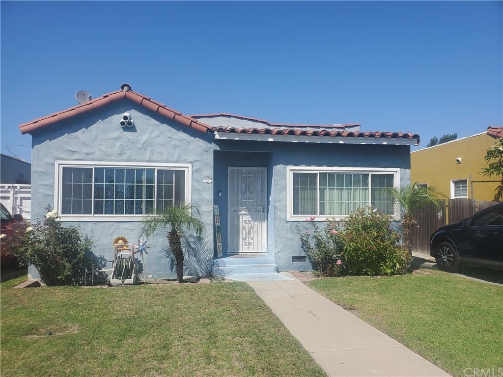 1637 E Mckenzie Street, Long Beach, CA 90805 - MLS#: DW21202238