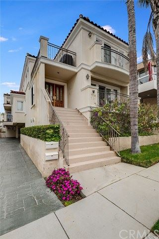 711 1st Place, Hermosa Beach, CA 90254 - MLS#: SB20215238