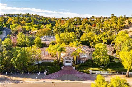 Photo of 6021 John Muir Road, Hidden Hills, CA 91302 (MLS # 220011239)