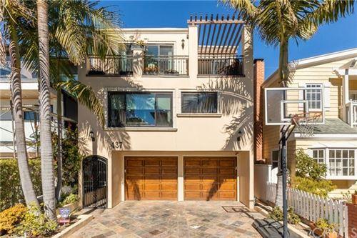 Photo of 437 27th Street, Manhattan Beach, CA 90266 (MLS # SB21036239)