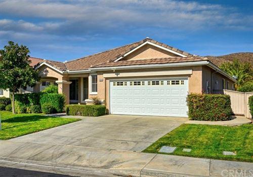 Photo of 29218 Winding Brook Drive, Menifee, CA 92584 (MLS # SW20220239)