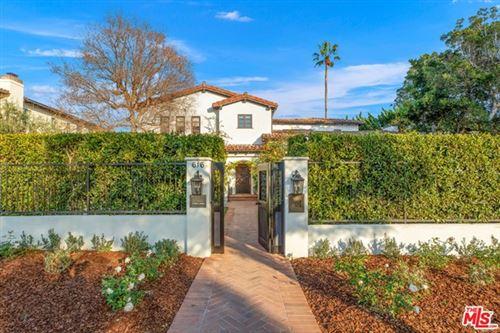 Photo of 616 N ALTA Drive, Beverly Hills, CA 90210 (MLS # 21715240)