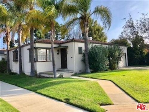 Photo of 1600 S Spaulding Avenue, Los Angeles, CA 90019 (MLS # 21782240)