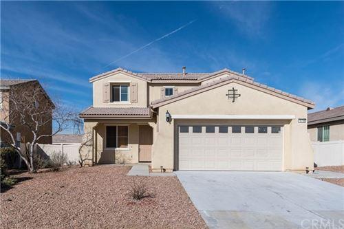 Photo of 16766 Desert Star Street, Victorville, CA 92394 (MLS # CV21010240)