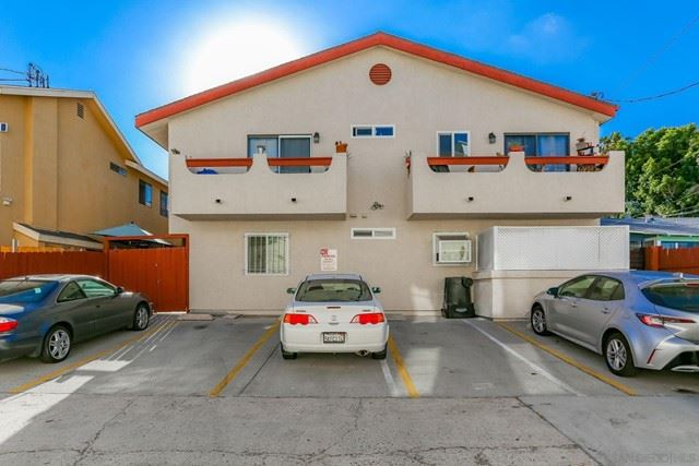4538 Hamilton St #2, San Diego, CA 92116 - #: 210016240