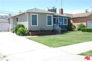 Photo of 12074 JUNIETTE Street, Culver City, CA 90230 (MLS # 19476242)