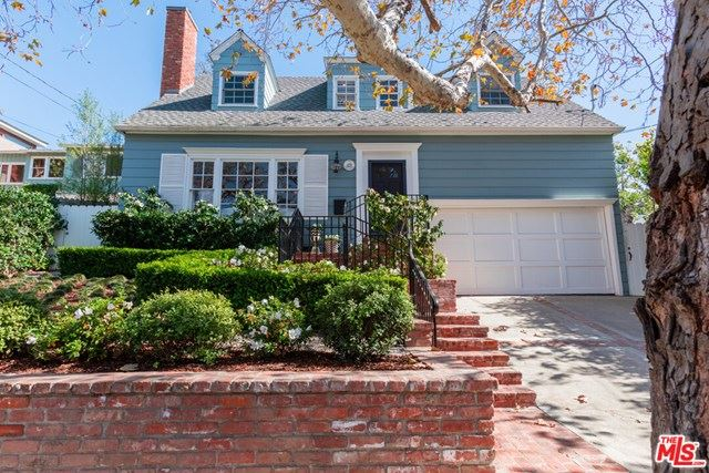 Photo of 532 Bienveneda Avenue, Pacific Palisades, CA 90272 (MLS # 21700242)