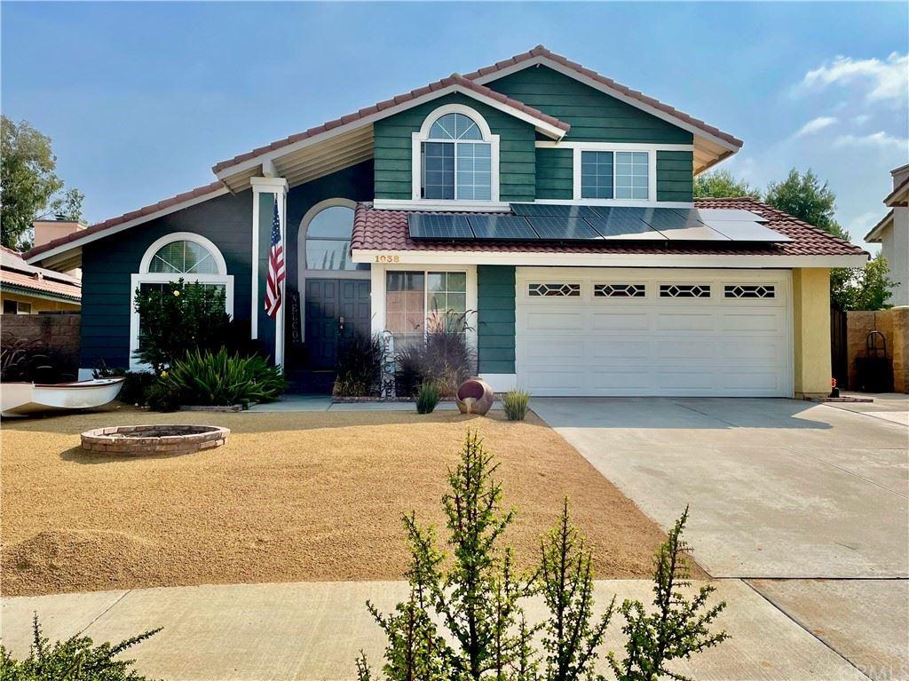 1038 Merced Street, Redlands, CA 92374 - MLS#: IV21217242