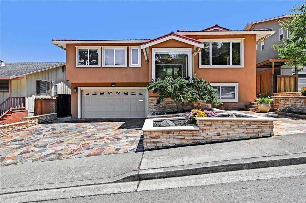1860 Monterey Drive, San Bruno, CA 94066 - #: ML81854242