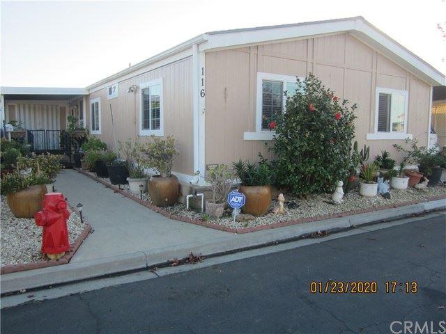 519 W Taylor Street #116, Santa Maria, CA 93458 - MLS#: PI20016242
