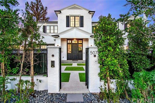 Photo for 5074 Casa Drive, Tarzana, CA 91356 (MLS # SR20260242)