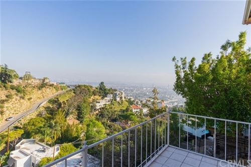 Tiny photo for 1680 Mountcrest Avenue, Hollywood Hills, CA 90069 (MLS # NP20024243)
