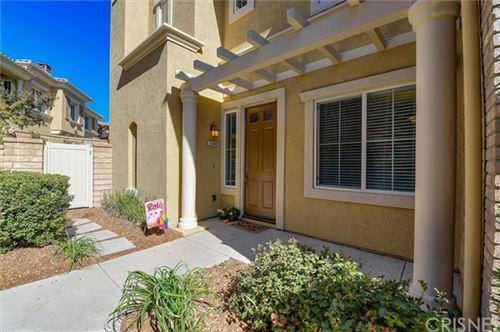 Photo of 23843 Brescia Drive, Valencia, CA 91354 (MLS # SR20221243)