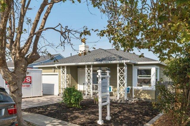 606 Hemlock Avenue, Millbrae, CA 94030 - #: ML81813243