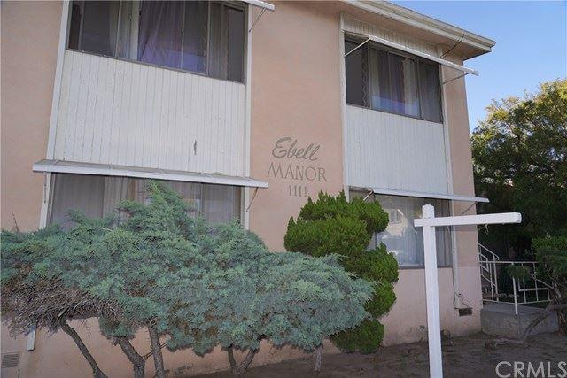 1111 E Appleton #4, Long Beach, CA 90802 - #: PW20096243