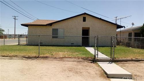 Tiny photo for 2772 Desert Street, Rosamond, CA 93560 (MLS # SR20216244)